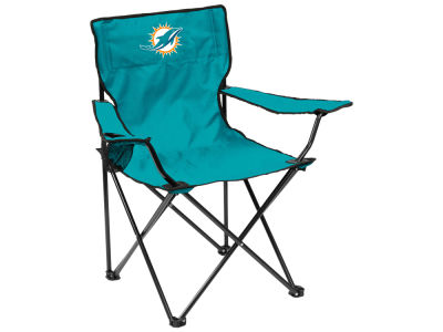 Miami Dolphins Logo Brands Quad Chair