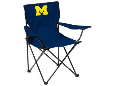 Michigan Wolverines Quad Chair V