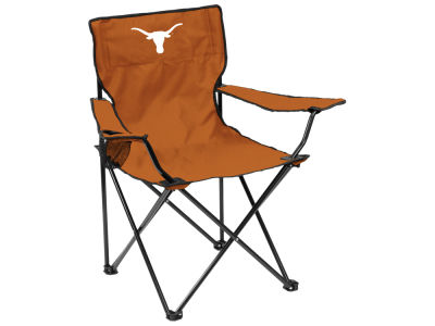 Texas Longhorns Logo Brands Quad Chair