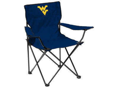 West Virginia Mountaineers Quad Chair V