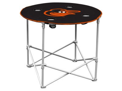 Baltimore Orioles Round Folding Table V