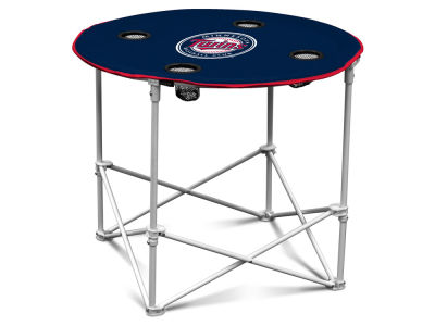 Minnesota Twins Round Folding Table-VDS