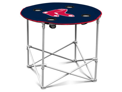 Boston Red Sox Round Folding Table V