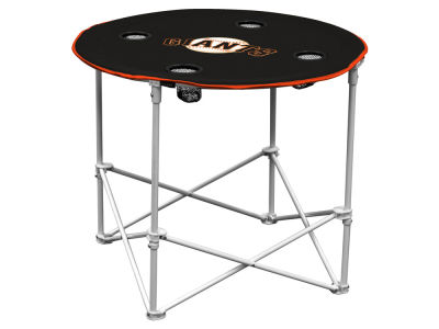 San Francisco Giants Round Folding Table V