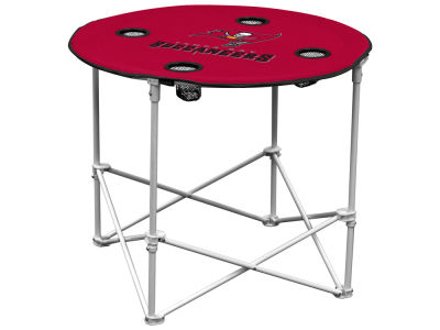 Tampa Bay Buccaneers Round Folding Table V