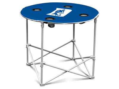 Duke Blue Devils Round Folding Table V