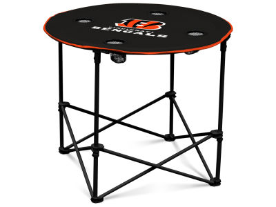 Cincinnati Bengals Round Folding Table V