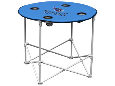 Tennessee Titans Round Folding Table V