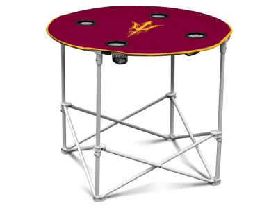 Arizona State Sun Devils Round Folding Table V