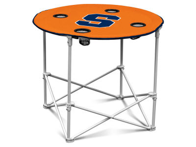 Syracuse Orange Round Folding Table V