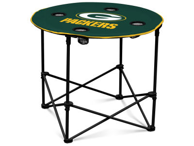 Green Bay Packers Round Folding Table V