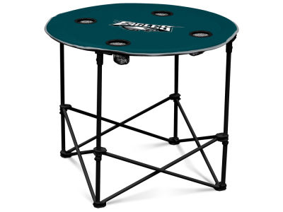 Philadelphia Eagles Round Folding Table V