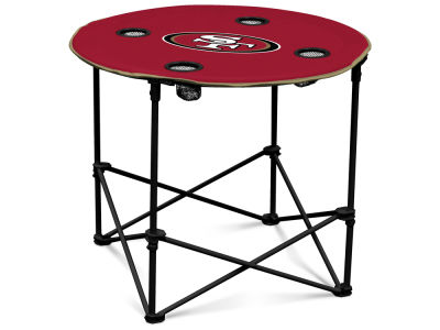 San Francisco 49ers Round Folding Table V