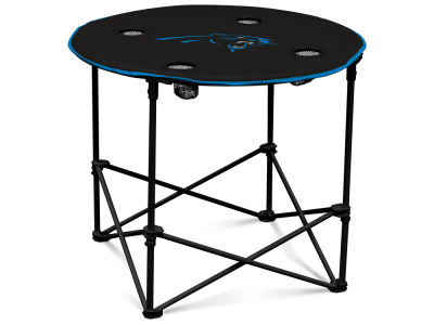 Carolina Panthers Round Folding Table V