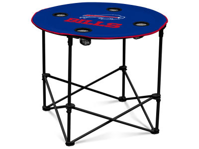 Buffalo Bills Round Folding Table V