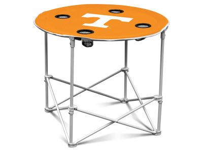 Tennessee Volunteers Round Folding Table V
