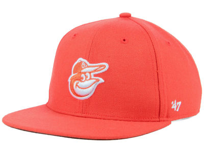 Baltimore Orioles '47 MLB Youth '47 Basic Shot Snapback Cap