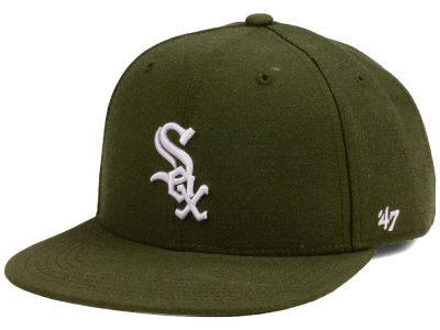 Chicago White Sox '47 MLB Youth '47 Basic Shot Snapback Cap