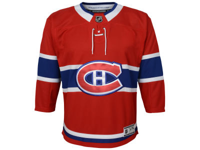 Montreal Canadiens NHL Youth Premier Jersey