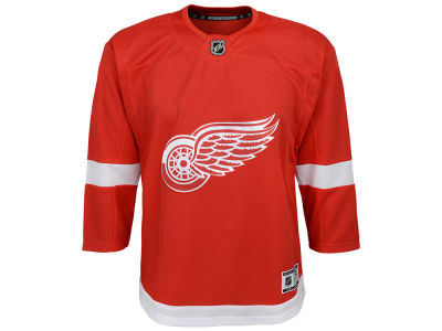 Detroit Red Wings NHL Youth Premier Jersey