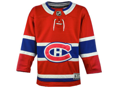 Montreal Canadiens NHL Branded NHL Kid's Premier Jersey