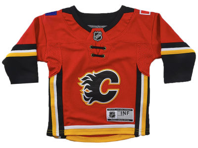 Calgary Flames NHL Infant Premier Jersey