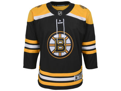 Boston Bruins NHL Branded NHL Infant Premier Jersey
