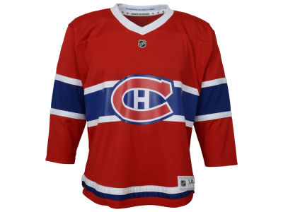 Montreal Canadiens NHL Youth Replica Player Jersey