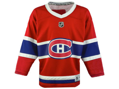 Montreal Canadiens NHL Kids Replica Player Jersey