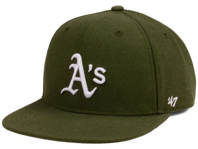 Oakland Athletics '47 MLB Youth '47 Basic Shot Snapback Cap