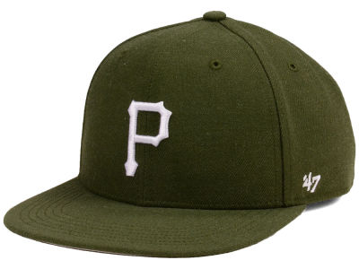 Pittsburgh Pirates '47 MLB Youth '47 Basic Shot Snapback Cap