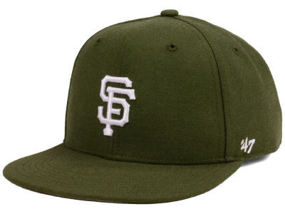 San Francisco Giants '47 MLB Youth '47 Basic Shot Snapback Cap