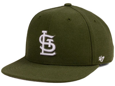 St. Louis Cardinals '47 MLB Youth '47 Basic Shot Snapback Cap