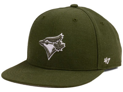 Toronto Blue Jays '47 MLB Youth '47 Basic Shot Snapback Cap