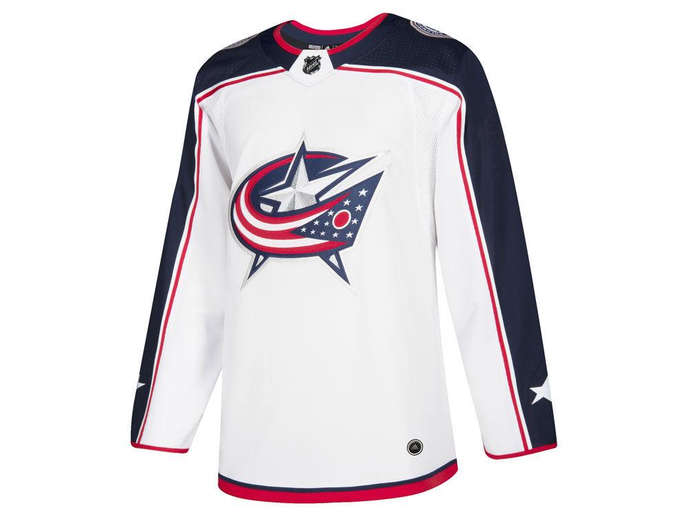 Columbus Blue Jackets adidas NHL Men's adizero Authentic Pro ...