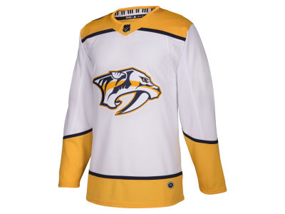 Nashville Predators adidas NHL Men's adizero Authentic Pro Jersey