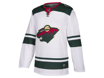 Minnesota Wild adidas NHL Men's Authentic Pro Jersey