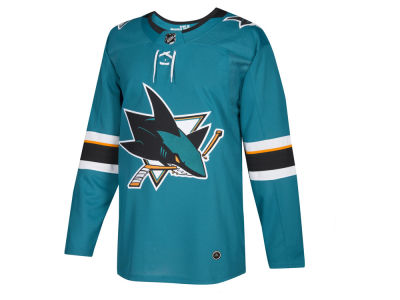 San Jose Sharks adidas NHL Men's Authentic Pro Jersey