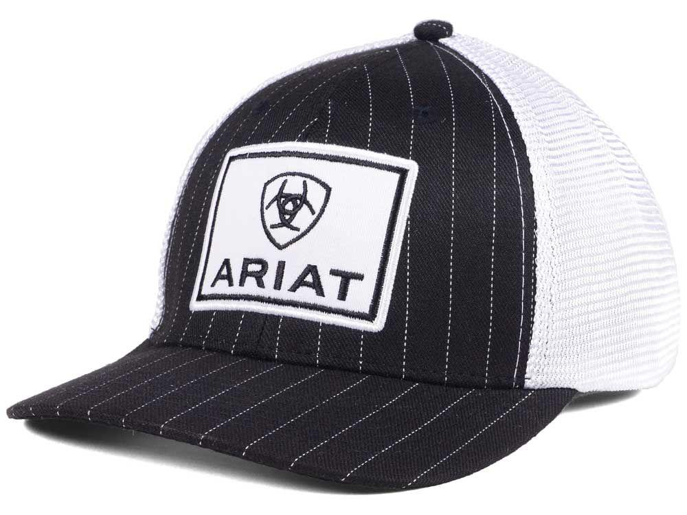 7c0b9a31cf0f7 ... discount code for ariat logo patch trucker hat bdf4a 4c186