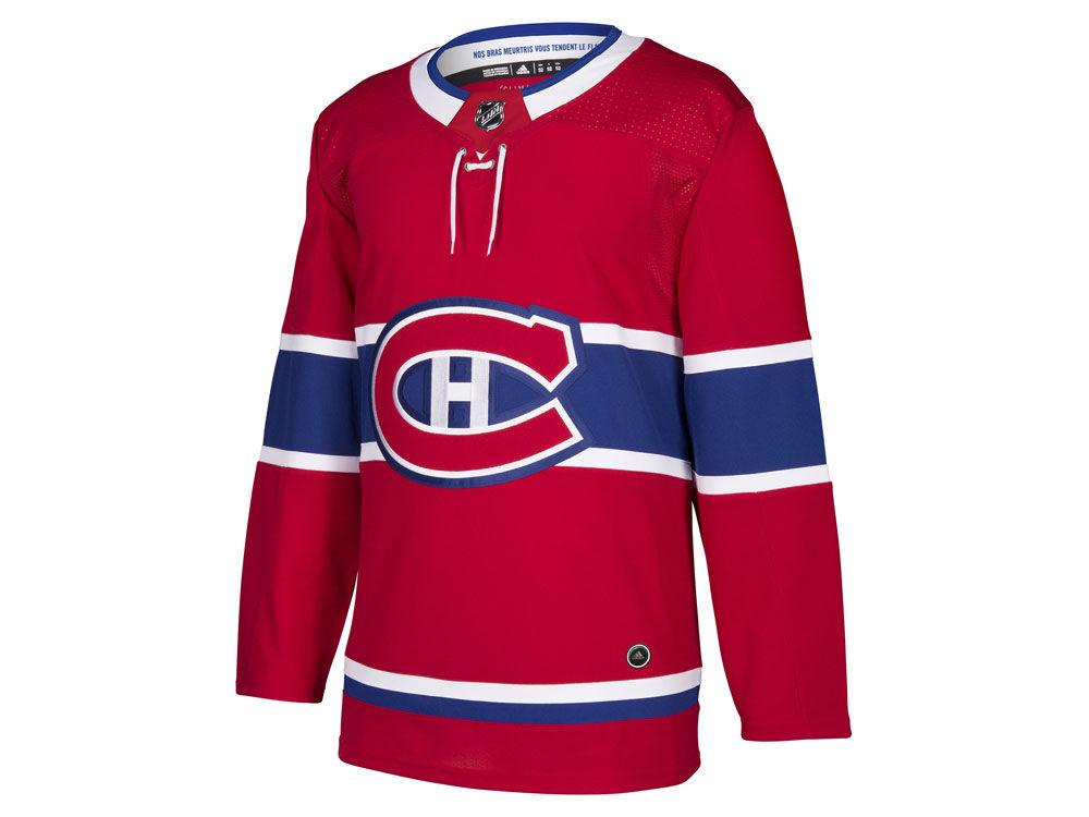 Montreal Canadiens adidas NHL Men s adizero Authentic Pro Jersey ... 4dcba50ac14