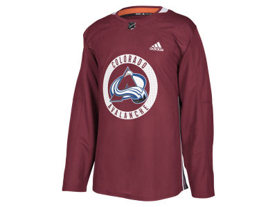 Colorado Avalanche adidas NHL Men's Authentic Pro Practice Jersey