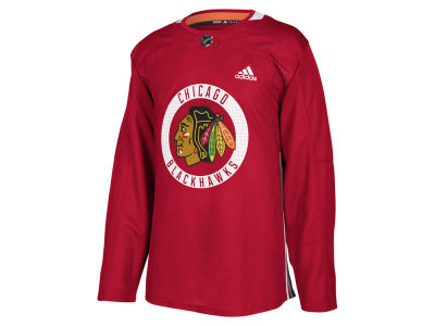 Chicago Blackhawks adidas NHL Men's Authentic Pro Practice Jersey