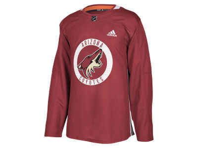 Arizona Coyotes adidas NHL Men's Authentic Pro Practice Jersey