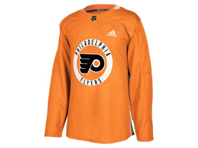 Philadelphia Flyers adidas NHL Men's Authentic Pro Practice Jersey