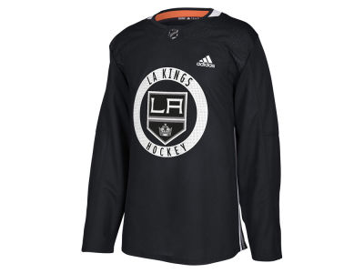 Los Angeles Kings adidas NHL Men's Authentic Pro Practice Jersey