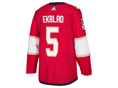 Florida Panthers Aaron Ekblad adidas NHL Men's Authentic Player Jersey