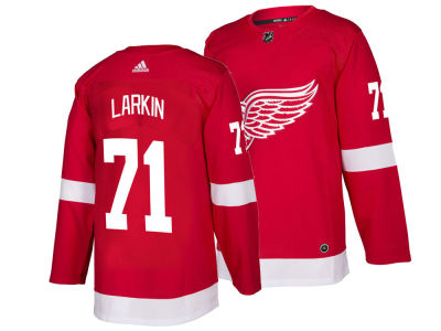 Detroit Red Wings Dylan Larkin adidas NHL Men's Authentic Player Jersey
