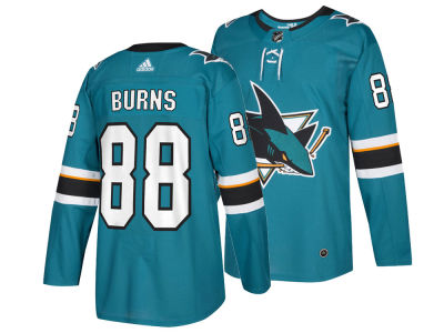 San Jose Sharks Brent Burns adidas NHL Men's adizero Authentic Pro Player Jersey