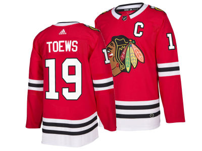 Chicago Blackhawks Jonathan Toews adidas NHL Men's Authentic Player Jersey