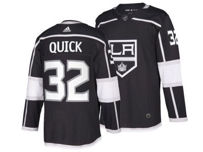Los Angeles Kings Jonathan Quick adidas NHL Men's Authentic Player Jersey